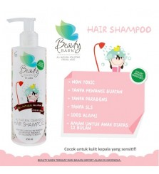 Beauty Barn Hair Shampoo