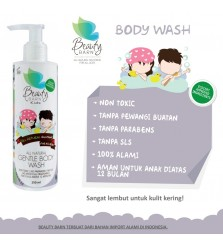 Beauty Barn Body Wash