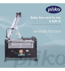 Baby Box Pliko 828 LR Next To me