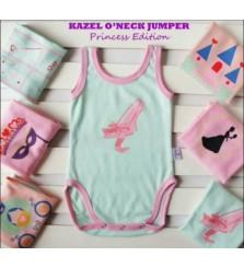 Kazel Singlet Oneck JUMPER Princess