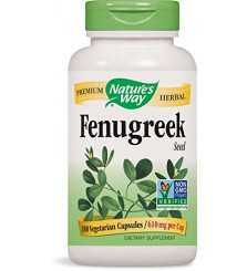 Nature's Way Blessed Fenugreek