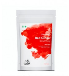 Herbilogy Red Ginger (jahe Merah) Extract