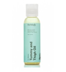 Herbilogy Tummy & Thigh Oil for Less Stretch Marks