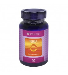 Supplemen makanan vitamin c Wellness excell-c