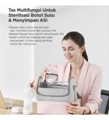 Sterilizer 59S UVC LED STERILLIZATION MOMMY BAG Portable