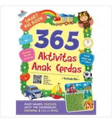 Buku 365 Aktivitas Anak Cerdas smart big book Cikal Aksara