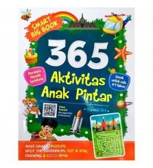 Buku 365 Aktivitas anak pintar Cikal aksara