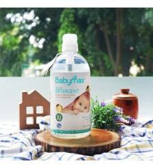 Sabun cuci baju bayi Babymax Detergent 8X CONCENTRATE 1000ML
