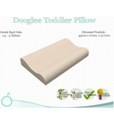 Dooglee Toddler Pillow