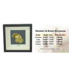 BabyCapture Cetakan Tangan dan Kaki Bayi Mommy &  Shangmi