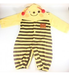 Tilo Rabbit Romper Bee