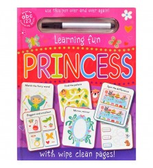 Learning Fun : Princess