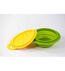 Marcus & Marcus Silicone Collapsible Baby Bowl