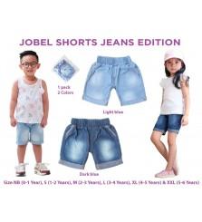 Kazel Jobel Short jeans 2in1