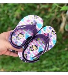 Flip flop mack n phill hula girl