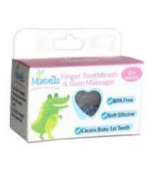 MARVEILA finger toothbrush & gum massager