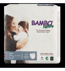 BAMBO NATURE PANTS 4 Popok celana anak 22 pieces berat badan 8-15kg